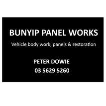 Bunyip Panel Works