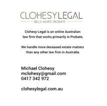Clohesy Legal