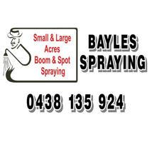 Bayles Spraying