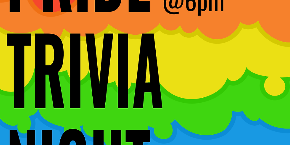 Pride Trivia Night w/ LGBTQ+ Democratic Caucus