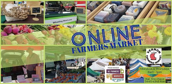 VFM Local Line Online Farmers Market