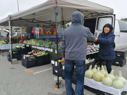 Jong's Vegetable Garden