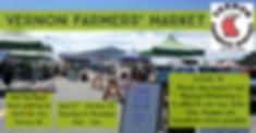 Vernon Farmers Market 2020