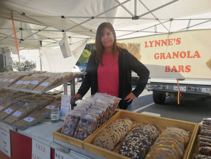 Lynne's Granola Bars