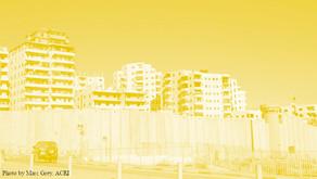 השכונות שמעבר לחומה: עתיד לוט בערפל