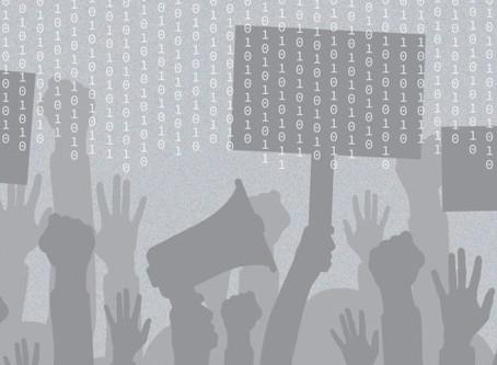 הפגנות בעולם דיגיטלי: טכנולוגיות של מעקב מקוון והזכות למחאה