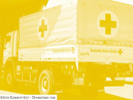 התחזות של חיילים לעובדים של ארגוני סיוע הומניטרי