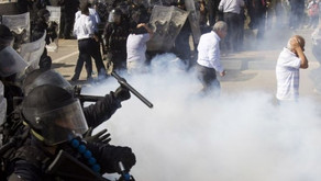 ACRI Appeals Against Police Use of Stun Grenades