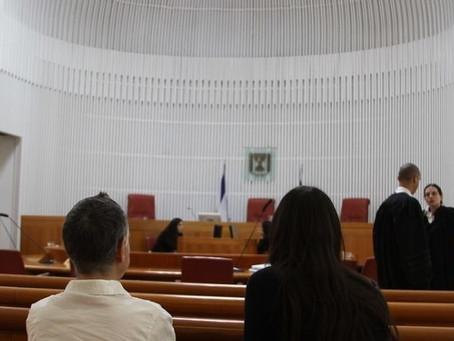 ACRI Statement on Mitzpe Kramim Ruling