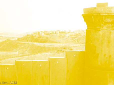 New Borders, New Injustices in Jerusalem