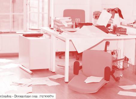 ארגונים: מגנים את הפשיטה על משרדי ארגון אדאמיר