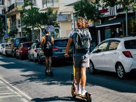 Facial Recognition in Electric Scooter Services