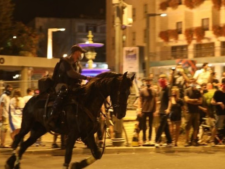 Principles for Police Conduct in Upcoming Protests