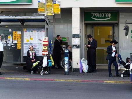 """Transportation Revolution"" in Bnei Brak - with No Women"