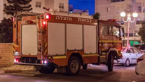 בעיה בוערת: שירותי כיבוי אש בשכונות שמעבר לחומה