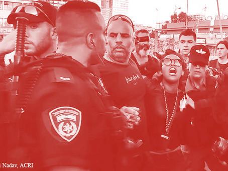 Police brutality toward Ethiopian Israelis