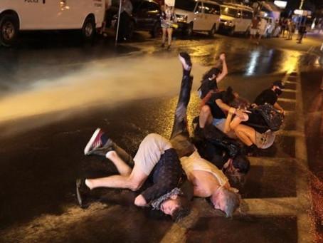 לא לאפשר לשוטרים עם עבר של אלימות להפעיל אמצעים מסוכנים