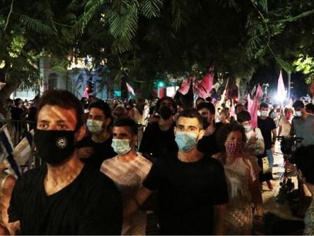 חקירה של מפגינות שבאו להעיד – שימוש פסול בכוח שלטוני