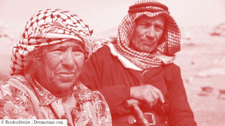 פלסטינים בבקעת הירדן