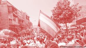 First Bat Yam Pride Parade