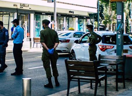 שוטרים ללא תגי זיהוי - לא חוקי!