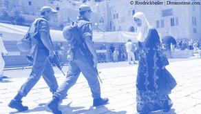 חקיקה ישירה של הכנסת ה-20 על הגדה המערבית