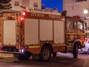 Burning Issue: Firefighting Services Beyond the Wall