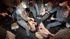 דוח: התנהלות משטרת ישראל בהפגנות בשנת 2020