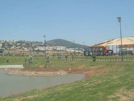 העדפת תושבי המקום בכניסה לפארק עירוני