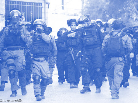 Trigger-Happy Policing in East Jerusalem