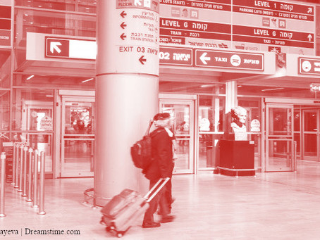 Halt Discrimination Against Arab Taxi Drivers at Ben Gurion Airport