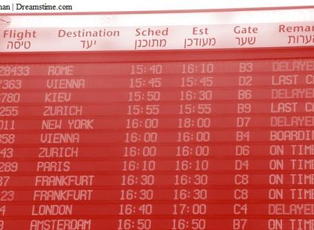 Warning Conversations at Ben Gurion