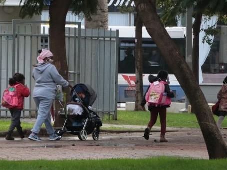 Sudanese Asylum Seekers Living in Israel