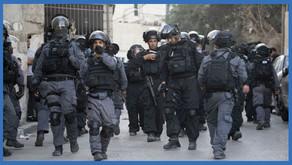 Stop Over-policing in East Jerusalem