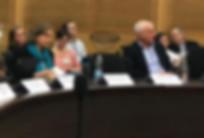 ישיבת ועדה בכנסת