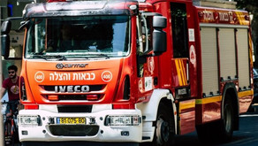 Fire and Emergency Services in East Jerusalem Neighborhoods Beyond the Separation Wall