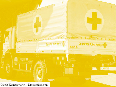 Disguising Soldiers as Humanitarian Aid Workers