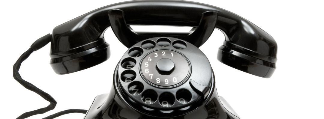 אילוסטרציה - טלפון