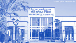 Allow Palestinians to leave via Taba border crossing