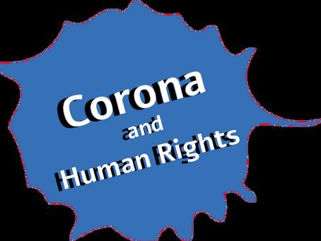 COVID-19: Rule of Law, Checks and Balances