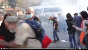 לחקור את התנהלות המשטרה במשמרת מחאה בשייח ג'ראח