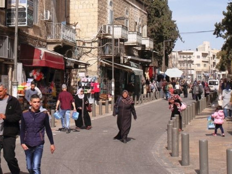 Granting Residents of East Jerusalem Legal Assistance Regarding Status