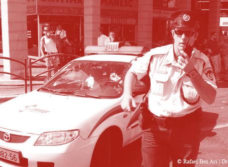 איסוף נתונים על שימוש בכוח על ידי המשטרה