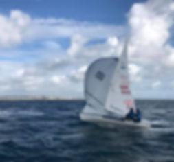 Hannah Mills Sailing