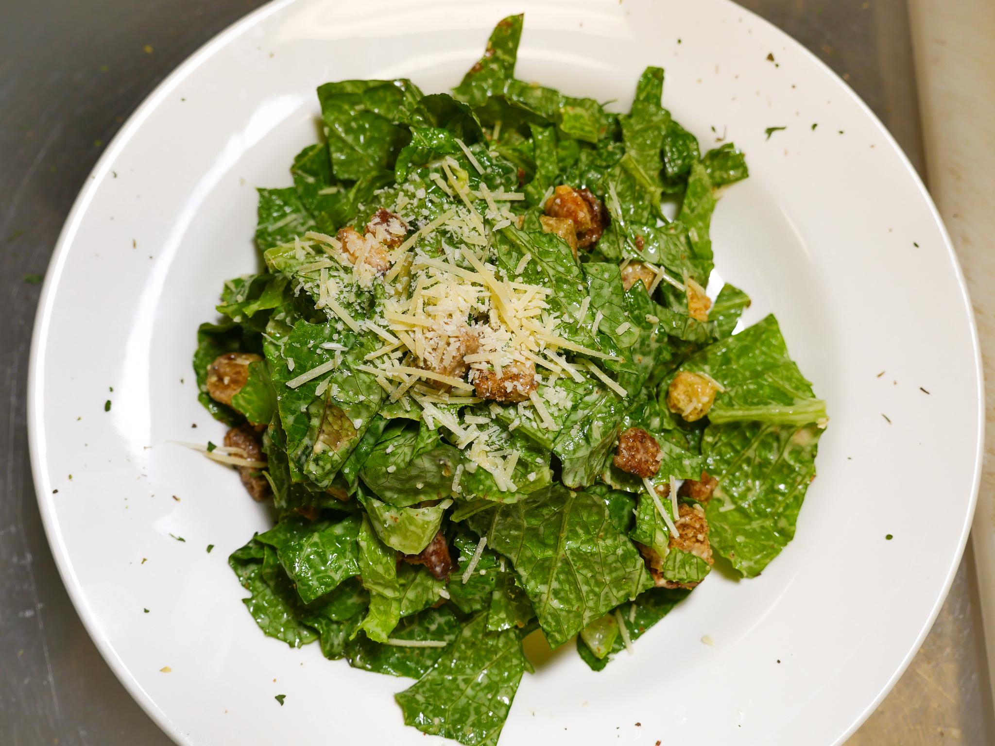 Azure Caesar Salad