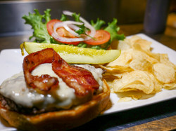 All-American Beef Burger