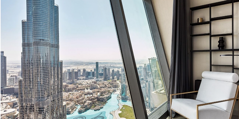 Airbnb Luxe, Dubai - $1549