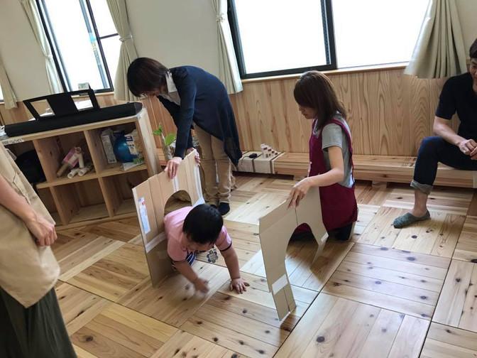 第2回 静岡文芸大学 保育所授業