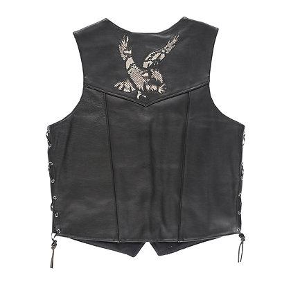 Eagle Vest Black