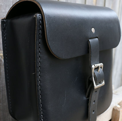 Plain Black Sidebag